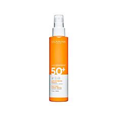 Clarins Leche Solar Hidratante En Spray Muy Alta Protección Spf50 150ml