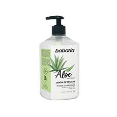 Babaria Aloe Jabón De Manos 500 ml