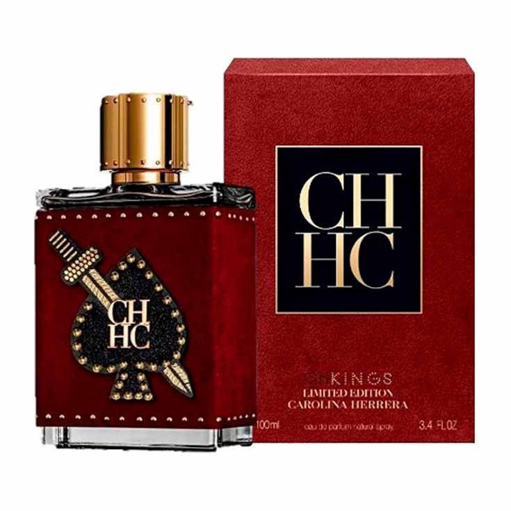 CAROLINA HERRERA KINGS EAU DE PARFUM LIMITED EDITION
