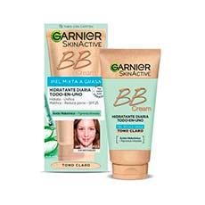 Garnier Bb Cream Pieles Mixtas Tono Claro 40 ml