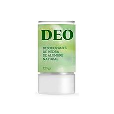 Ebers Piedra De Alumbre Natural Desodorante 120 gr