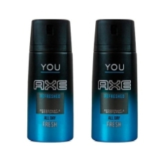 AXE DESODORANTE YOU REFRESHED 150ML 2X1