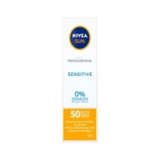 NIVEA SUN FACIAL SENSITIVE SPF50 50ML