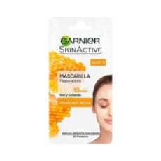 Garnier Skinactive Mascarilla Reparadora Con Miel Y Ceramidas
