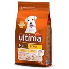 Ultima-Affinity Dog Adult Mini con Pollo 1,5 kg