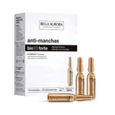 BELLA AURORA BIO 10 FORTE AMPOLLAS ANTI-MANCHAS 15 UNIDADES