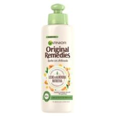 Garnier Original Remedies Leche De Almendra Nutritiva Aceite En Crema 200ml