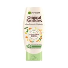Garnier Original Remedies Leche De Almendra Nutritiva Acondicionador 250 Ml