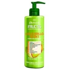 Fructis Tratamiento Liso & Brillo Crema Sin Aclarado 400ml