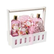 Perfumania Set De Baño De Rosa Mosqueta 7 Piezas