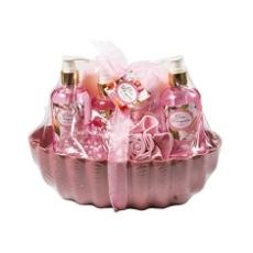 Perfumania Set De Baño De Rosa Mosqueta 8 Piezas