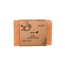 Ebers Aloe & Naranja Jabón 100 gr