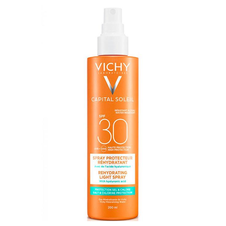 Vichy Capital Soleil Multi Protection Spray SPF30 200 Ml