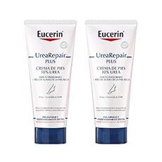Eucerin UreaRepair PLUS Crema de Pies 10% Urea 2x100 ml