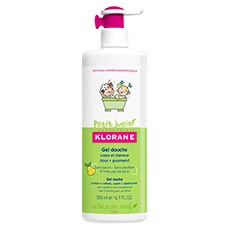 Klorane Petit Junior Gel de Ducha Pera 500 Ml
