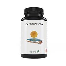 Ebers Cápsulas Betacaroteno 60 Comprimidos