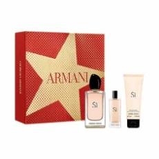 Armani Sì Eau De Parfum 100 Ml Estuche 3 Piezas