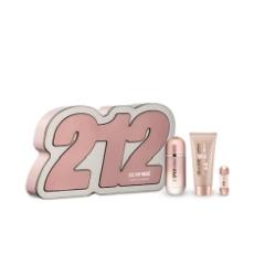 Carolina Herrera 212 Vip Rosé Estuche Eau De Parfum 50 Ml