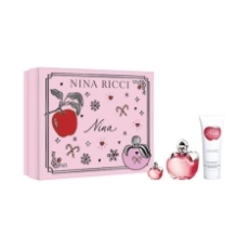 Nina Ricci Nina Eau De Toilette 50 Ml Estuche 3 Piezas