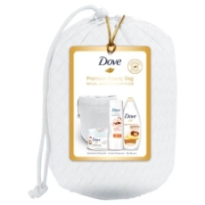 Dove Beauty Bag Estuche 3 Piezas