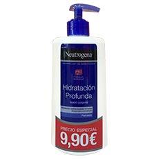 Neutrogena Corporal Hidratación Profunda Loción 400 ml