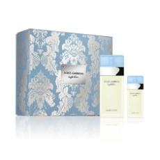 Dolce & Gabbana Light Blue for Her Estuche 2 Piezas