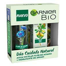 Garnier Bio Flor De Aciano Y Aceite De Argán Estuche 2 Piezas