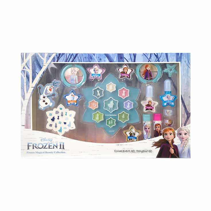 Disney Frozen Ii Colección De Maquillaje