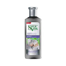 Natur Vital Silver Cabellos Grises Champú 300 ml