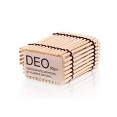 Ebers Deo Bambú Desodorante 80 gr