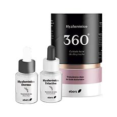 Ebers Ácido Hialurónico 360º 30 ml X 2