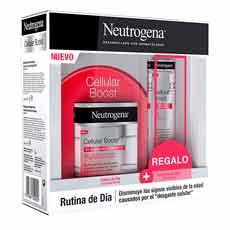 Neutrogena Cellular Boost Pack Crema De Día 50 ml+ Contorno Ojos 15 ml