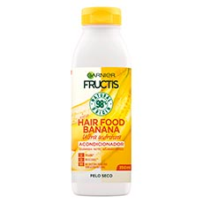 Fructis Hair Food Banana Acondicionador 350 ml