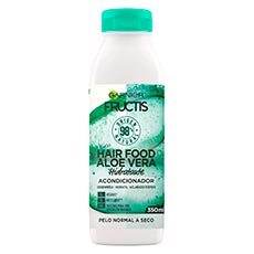 Fructis Hair Food Aloe Vera Acondicionador 350 ml