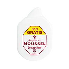 Moussel Douche Creme Gel De Ducha 600+300 ml