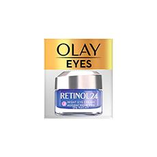 Olay Retinol 24 Crema de Noche para Contorno de Ojos 15 ml