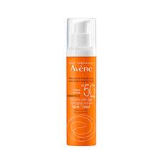 Avène Crema Protector Solar SPF50+ Antiedad Con Color 50 Ml