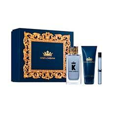 Dolce & Gabbana K Eau de Toilette Estuche 3 Piezas