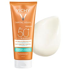 Vichy Capital Soleil Leche Familiar SPF50 300 Ml