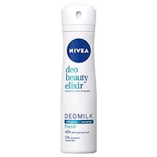 Nivea DeoMilk Fresh Beauty Elixir Spray 150 Ml
