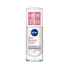 Nivea DeoMilk Sensitive Beauty Elixir Roll-on 40ml