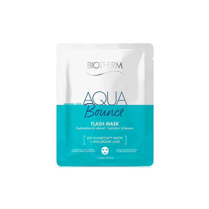 Biotherm Aqua Bounce Flash Mask 1 Sachet