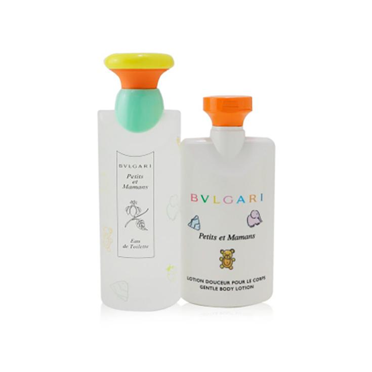 Bvlgari Petit et Mamans Estuche Eau de Toilette 100 ml + Loción Corporal 75 ml + Neceser