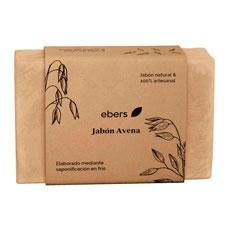 Ebers Aceite De Coco Avena Jabón 100 gr