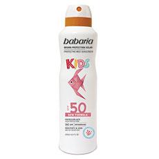 Babaria Kids Protector Solar Spf50 Bruma 200 ml