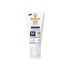 Ecran Sun Sensitive Cara y Escote SPF50+ 50 ml