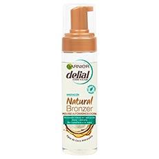 Delial Natural Bronzer Mousse Autobronceadora 200 ml