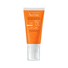 Avène Protector Solar Crema SPF50+ Sin Perfume 50 Ml