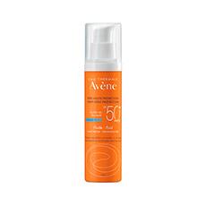 Avène Emulsión SPF50+ Sin Perfume 50 Ml