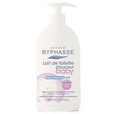 Byphasse Leche Limpiadora Bebé Cara & Cuerpo 500 ml